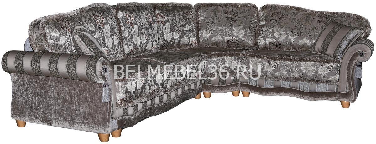 Диван Латина (угловой) П-Д023   Белорусская мебель в Воронеже