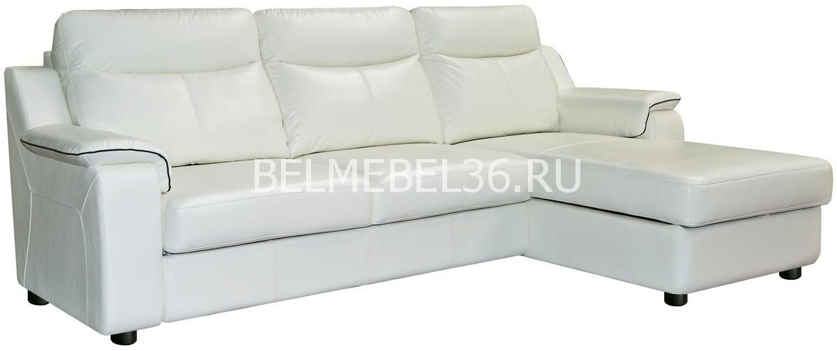 Диван Люксор (угловой) П-Д035 | Белорусская мебель в Воронеже