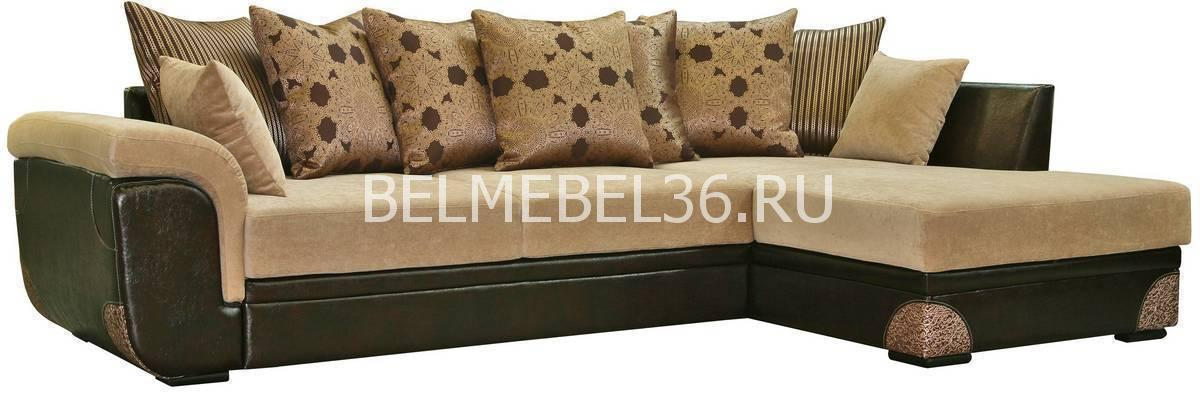 Диван Мальта 1 (угловой) П-Д096   Белорусская мебель в Воронеже
