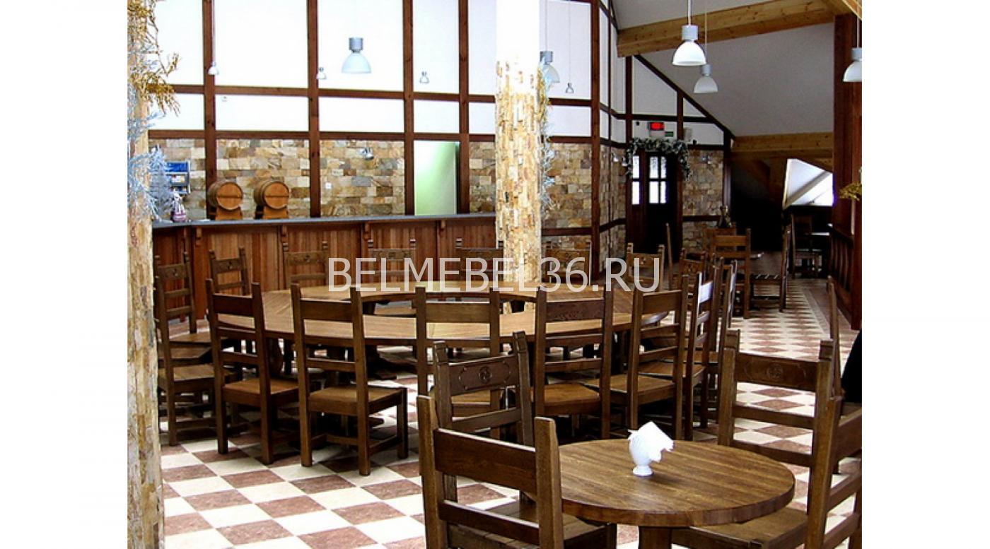 Мебель для ресторанов | Белорусская мебель в Воронеже