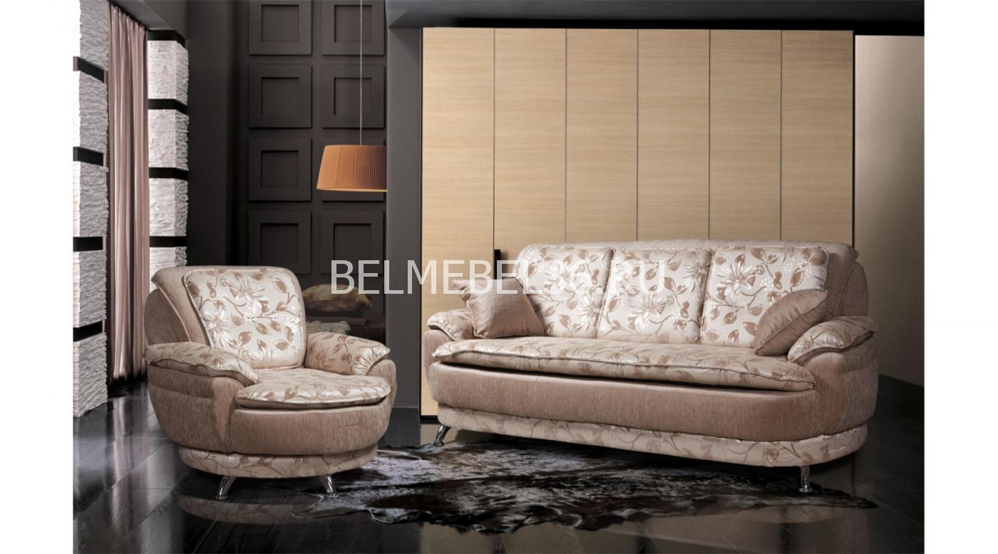 Н-р мягкой мебели «Амстердам»(БМ1557,БМ1559-01*2) | Белорусская мебель в Воронеже
