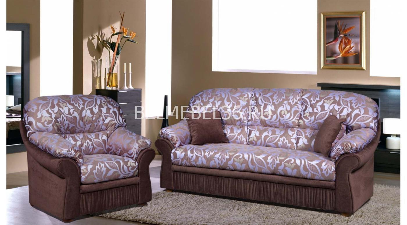 Н-р мягкой мебели Фаворит 3м 12 12 П-Д073 | Белорусская мебель в Воронеже
