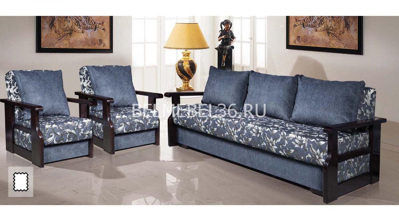 Н-р мягкой мебели «Магдебург» | Белорусская мебель в Воронеже