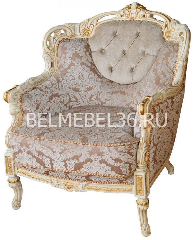 Кресло Николетта 1 (12) П-Д006   Белорусская мебель в Воронеже