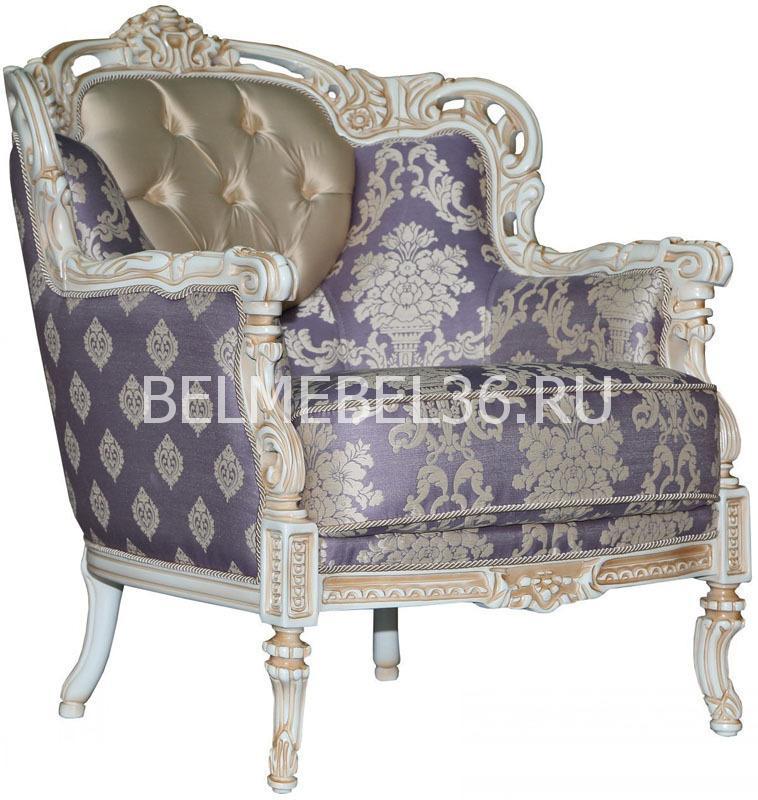 Кресло Николетта 2 (12) П-Д007   Белорусская мебель в Воронеже