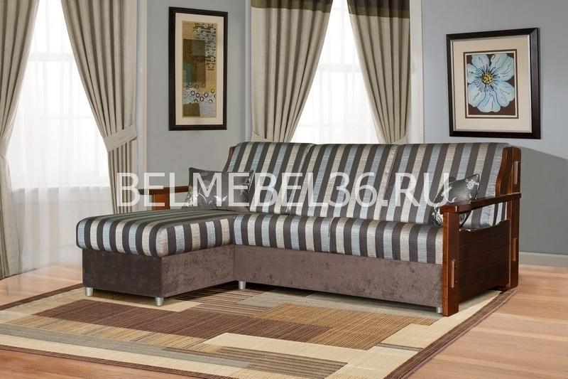 Диван Нола (угловой) П-Д118 | Белорусская мебель в Воронеже
