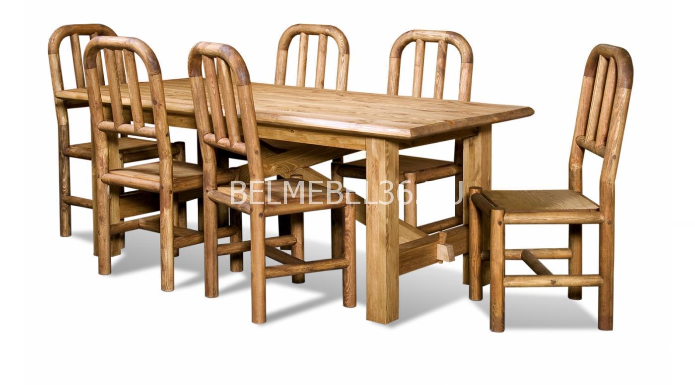 Стол обеденный «МЕХИКО» БМ-1456-10   Белорусская мебель в Воронеже