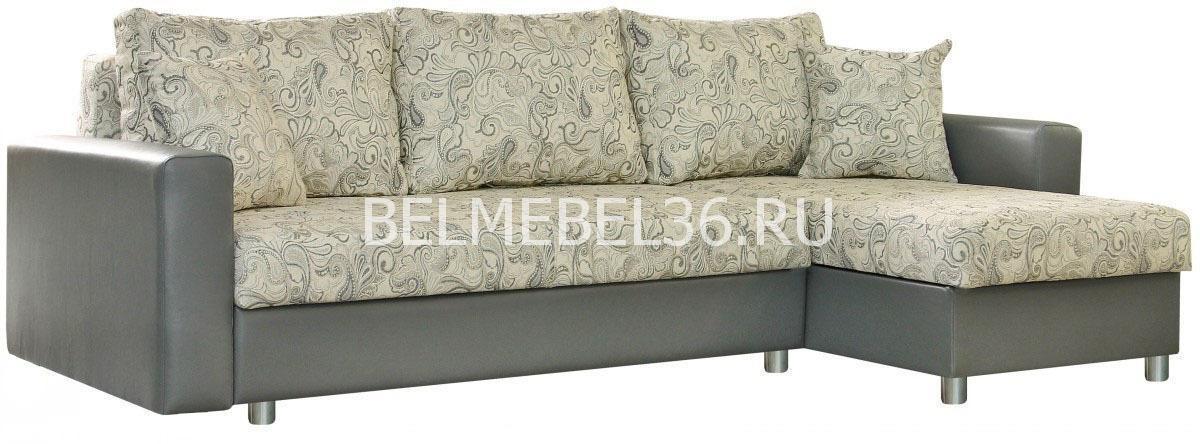 Диван Олимп 5 (угловой) П-Д105   Белорусская мебель в Воронеже