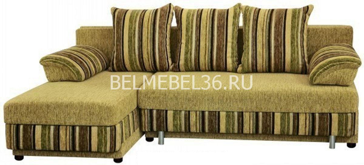 Диван Олимп 3 (угловой) П-Д104   Белорусская мебель в Воронеже
