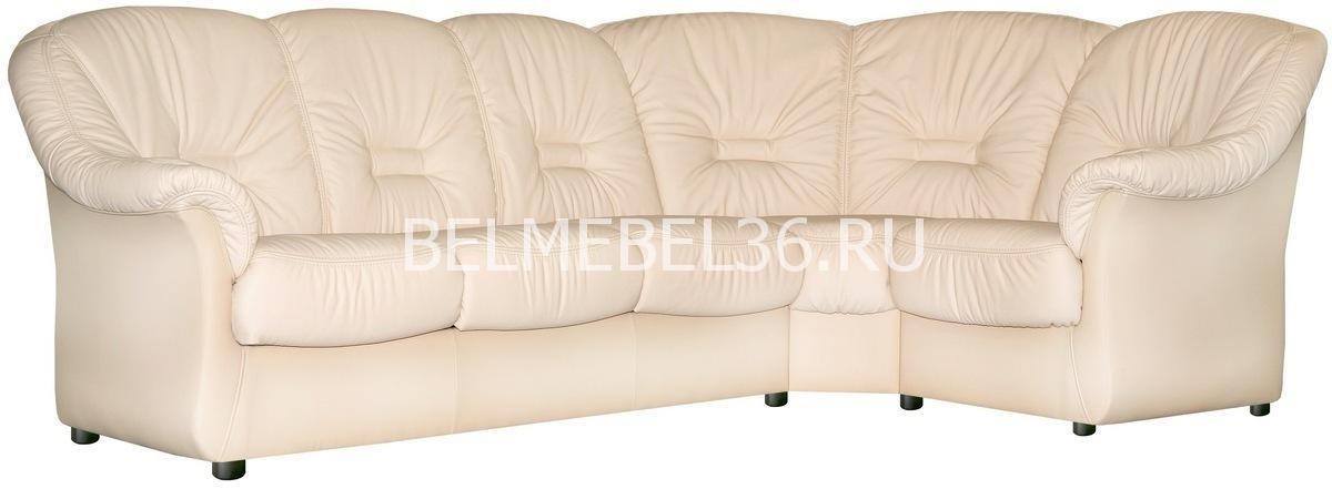 Диван Омега (угловой) П-Д057 | Белорусская мебель в Воронеже