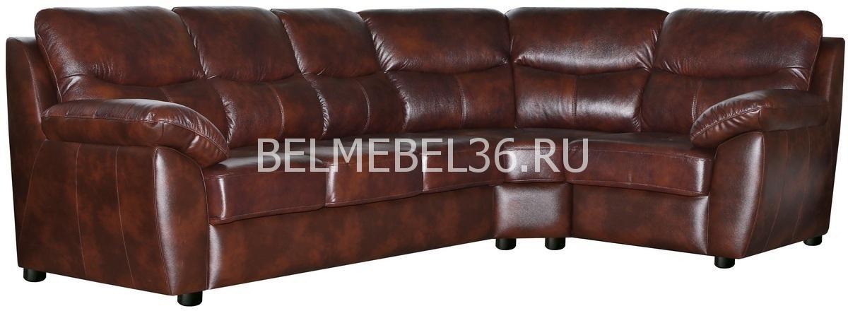 Диван Плаза (угловой) П-Д039   Белорусская мебель в Воронеже