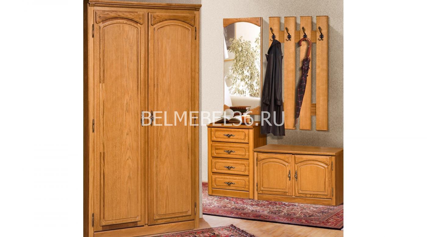 Прихожая «Элбург»(БМ1462,БМ1441,БМ1463) | Белорусская мебель в Воронеже