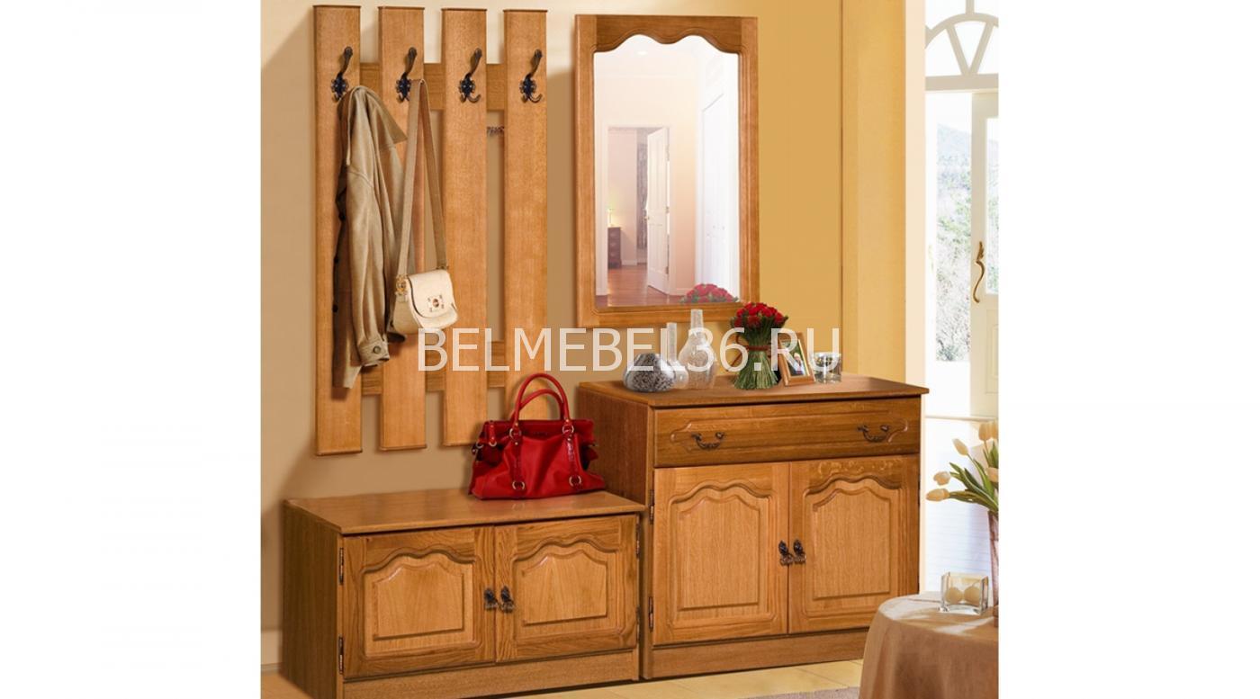 Прихожая «Эрфурт»(Б1135,Б1136,Б1137,Б1134)   Белорусская мебель в Воронеже