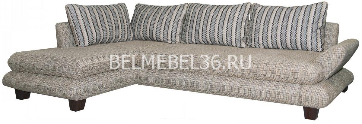 Диван Рейн 1 (угловой) П-Д101 | Белорусская мебель в Воронеже