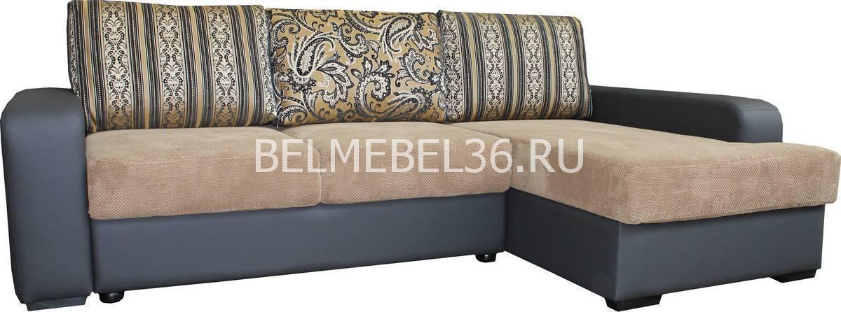 Диван Сальвадор (угловой) П-Д092 | Белорусская мебель в Воронеже