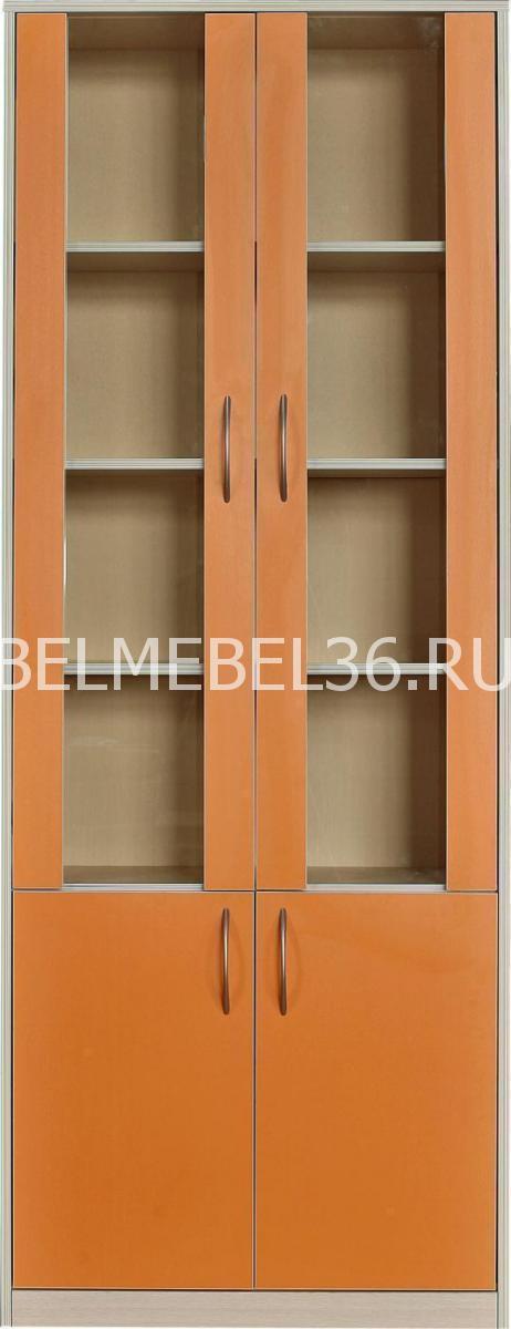Шкаф с витриной Милый Бэби П-206.05-1 | Белорусская мебель в Воронеже