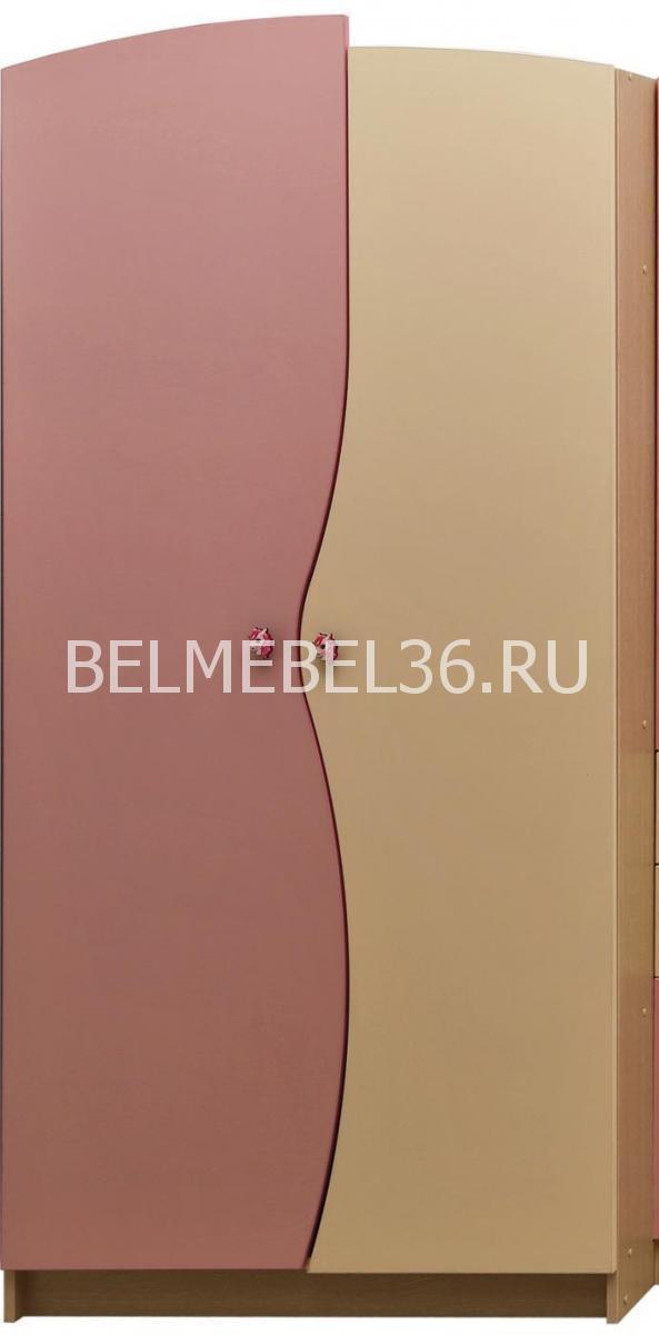 Шкаф Бонни П-027.21 | Белорусская мебель в Воронеже