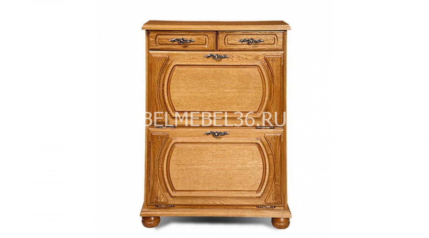 Шкаф для обуви «Баден» БМ-1658 | Белорусская мебель в Воронеже