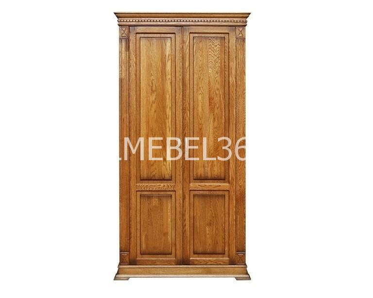 Шкаф для одежды Верди П-410.10   Белорусская мебель в Воронеже