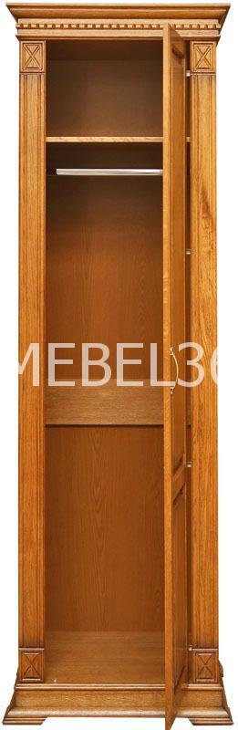 Шкаф для одежды Верди П-410.15   Белорусская мебель в Воронеже
