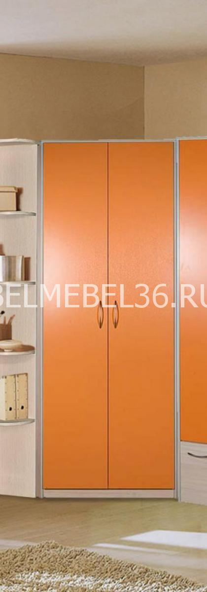 Шкаф угловой Милый Бэби П-206.06-2   Белорусская мебель в Воронеже
