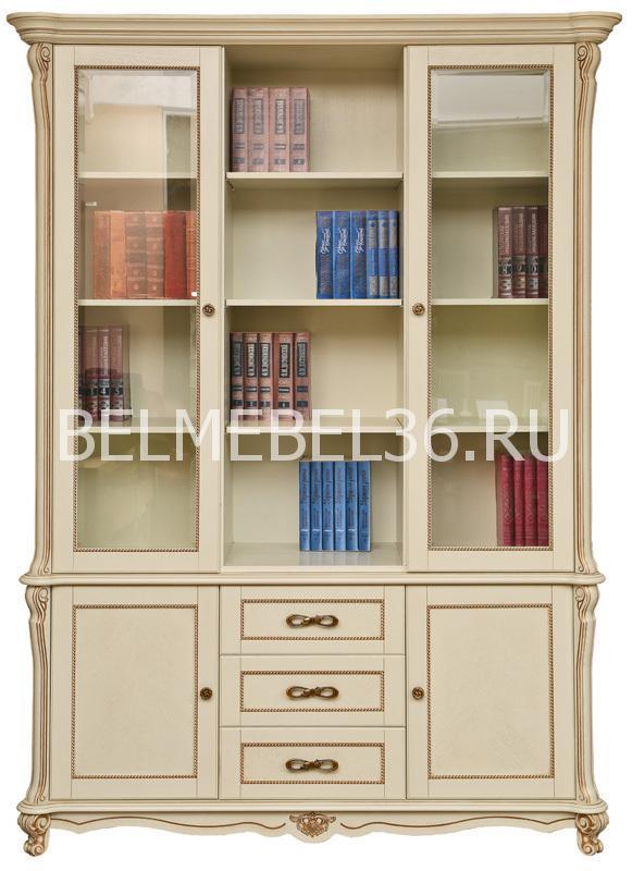 Шкаф комбинированный Алези П-395.03   Белорусская мебель в Воронеже