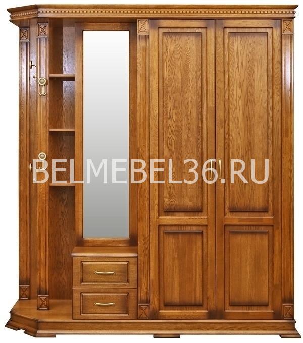 Прихожая Верди 1 П-433.01   Белорусская мебель в Воронеже