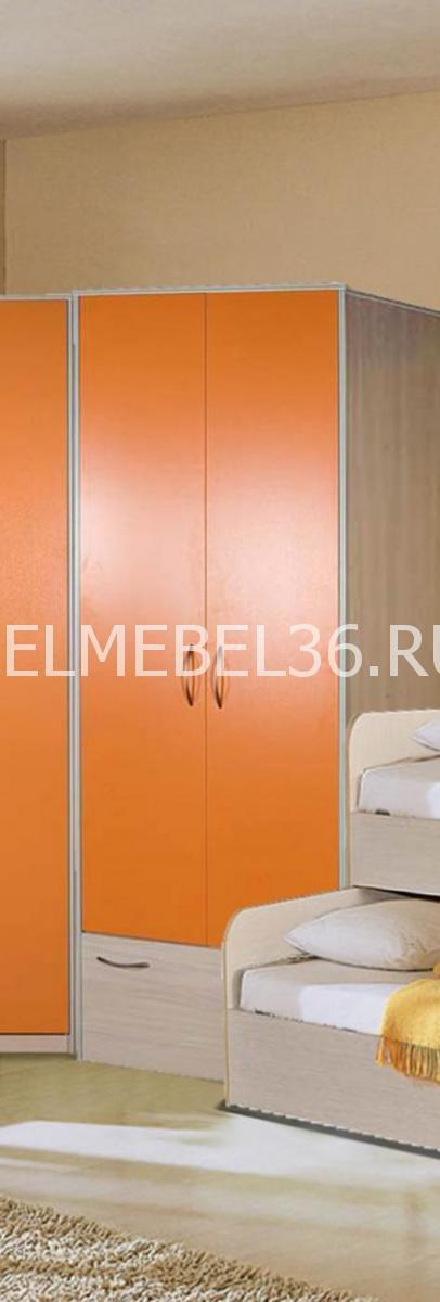 Шкаф комбинированный Милый Бэби П-206.02-5 | Белорусская мебель в Воронеже