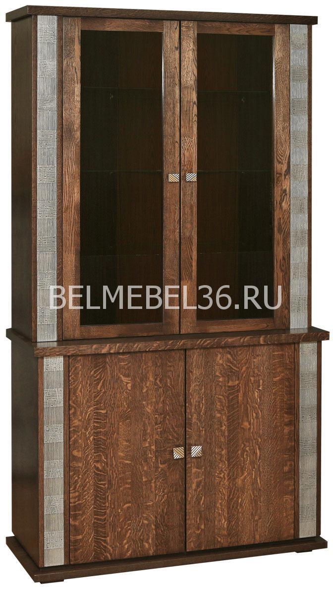 Шкаф комбинированный Тунис П-343.17Ш   Белорусская мебель в Воронеже
