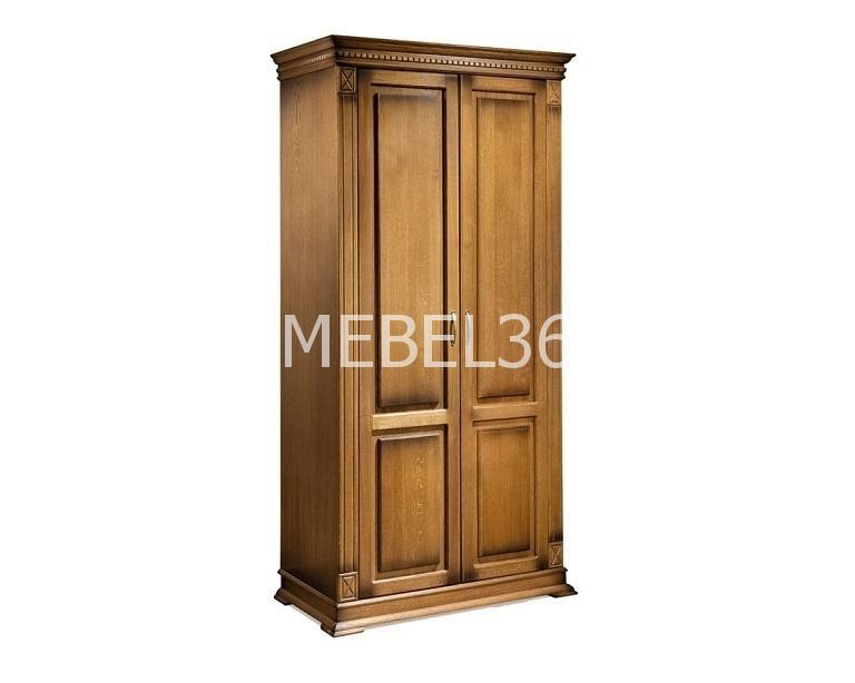 Шкаф Верди А2/4 П-1079.37 | Белорусская мебель в Воронеже