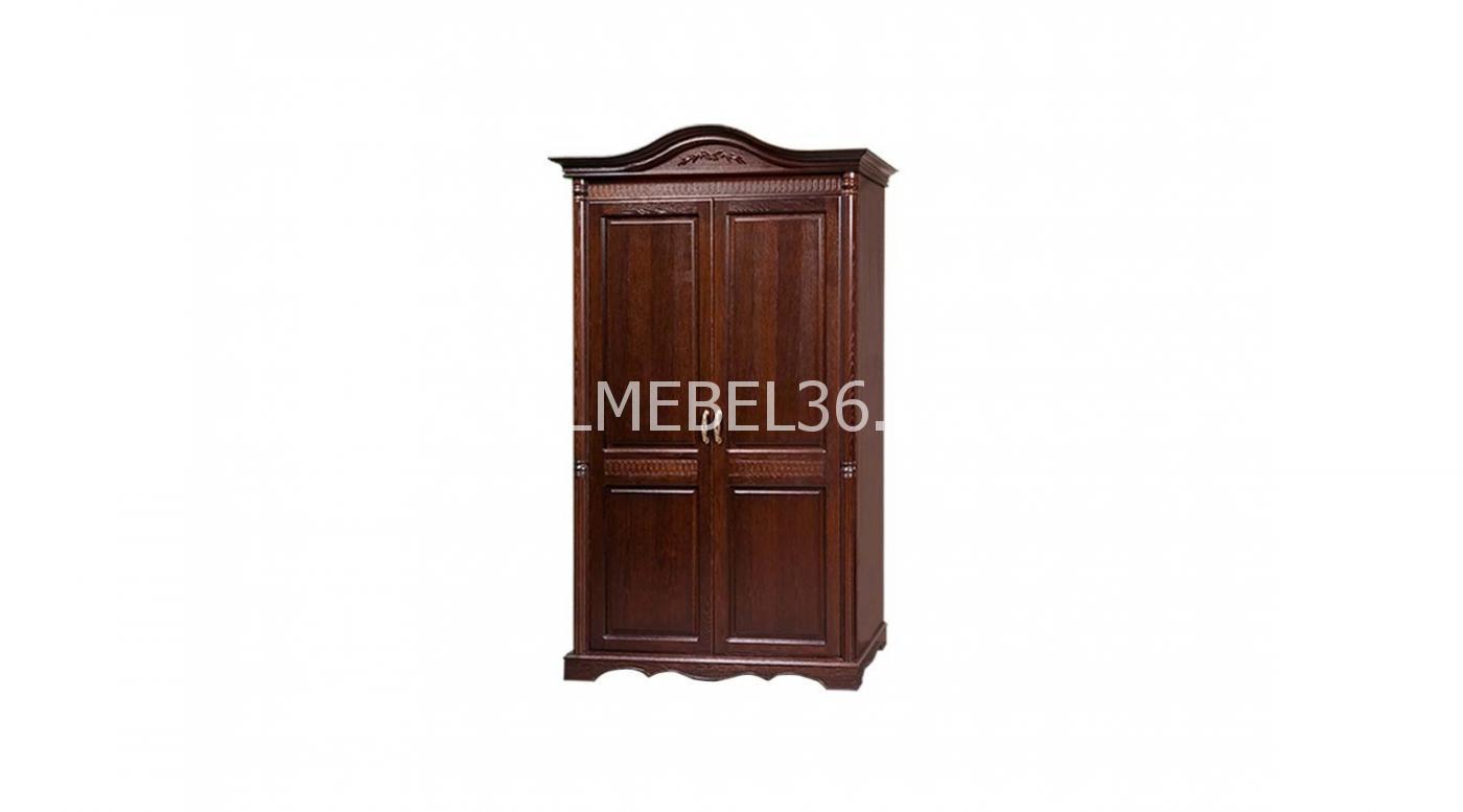 Шкаф 2-х дверный «Паола» | Белорусская мебель в Воронеже