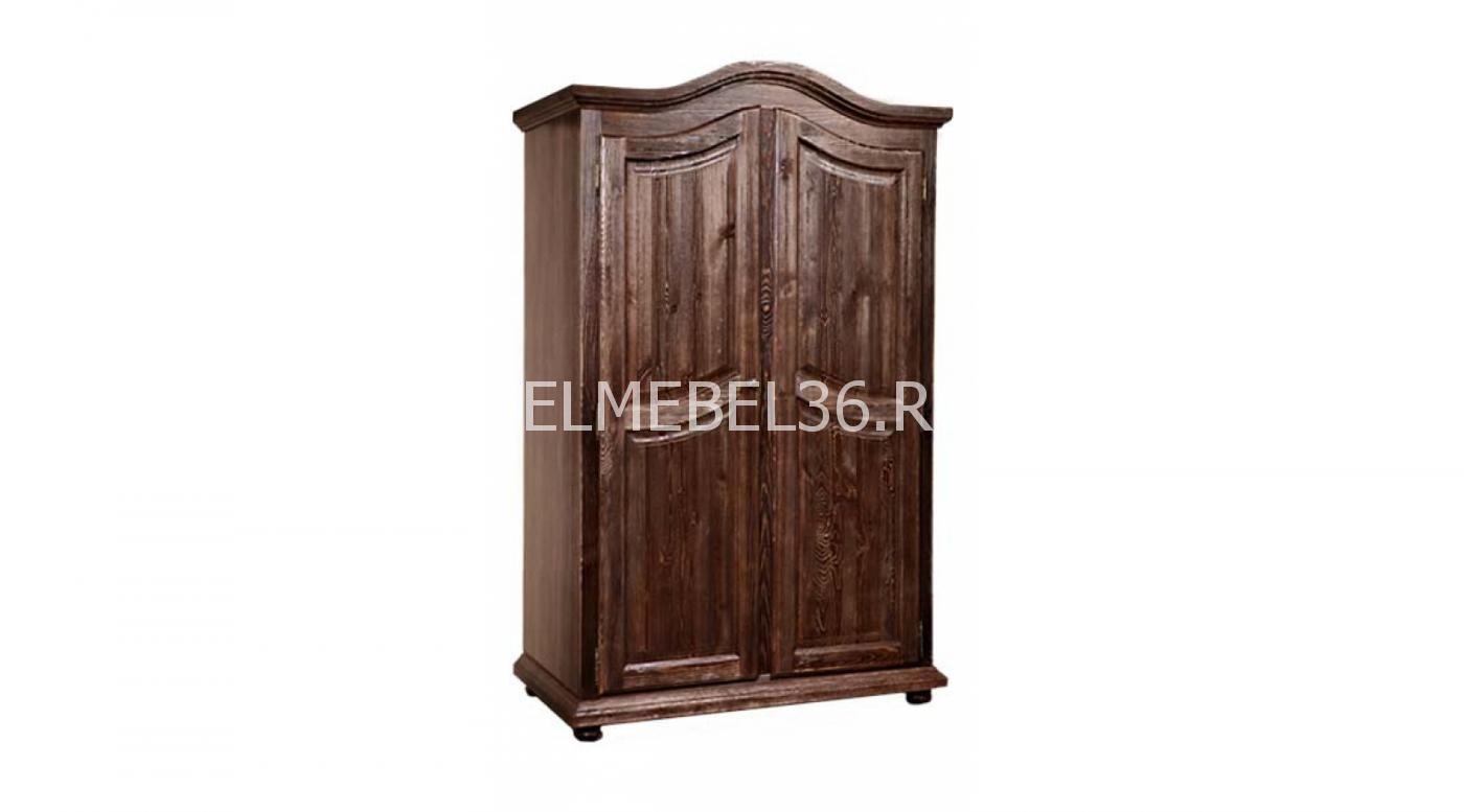 Шкаф 2-х дверный «Лотос» Б-1091 | Белорусская мебель в Воронеже