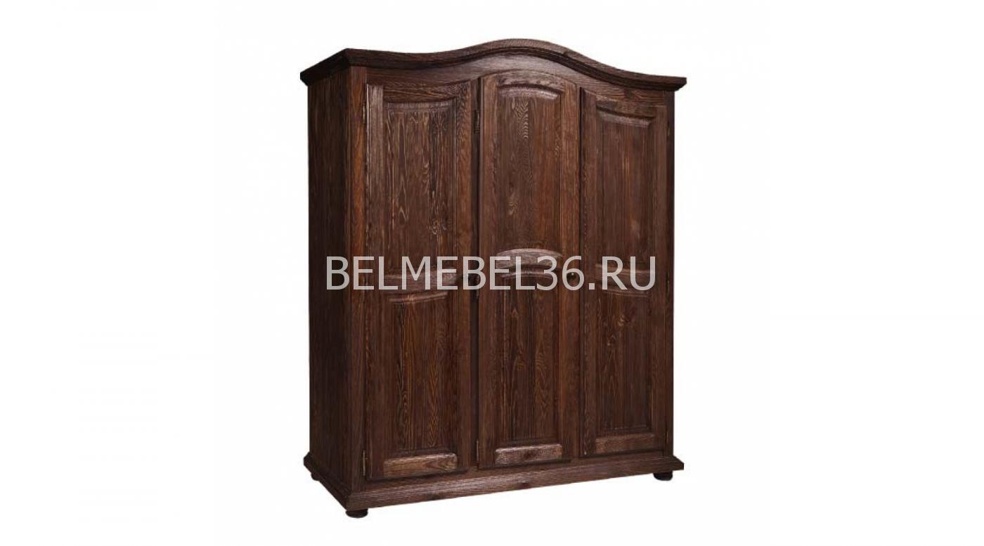 Шкаф 3-х дверный «Лотос» Б-1092   Белорусская мебель в Воронеже