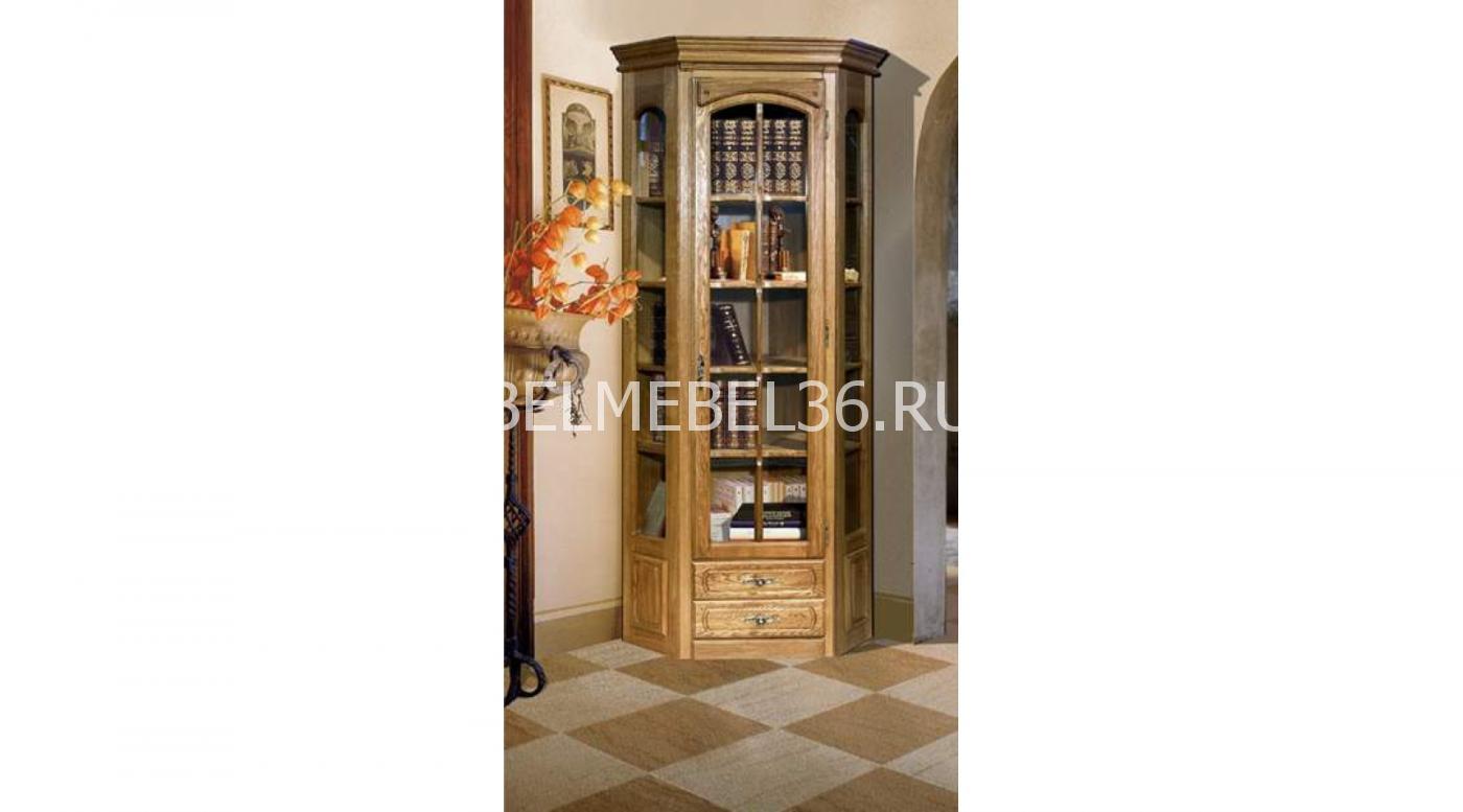 Шкаф с витриной «Элбург» БМ-1394   Белорусская мебель в Воронеже