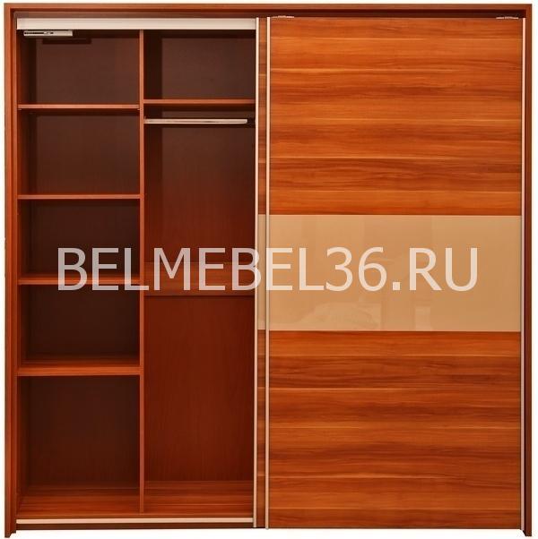 Шкаф-купе Капучино П-416.01-3 | Белорусская мебель в Воронеже