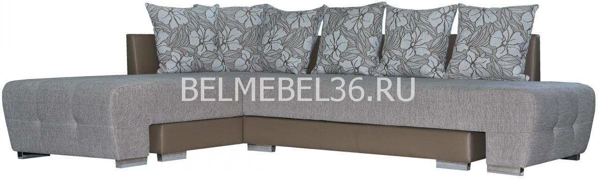 Диван-кровать Сириус (угловой) П-Д121   Белорусская мебель в Воронеже