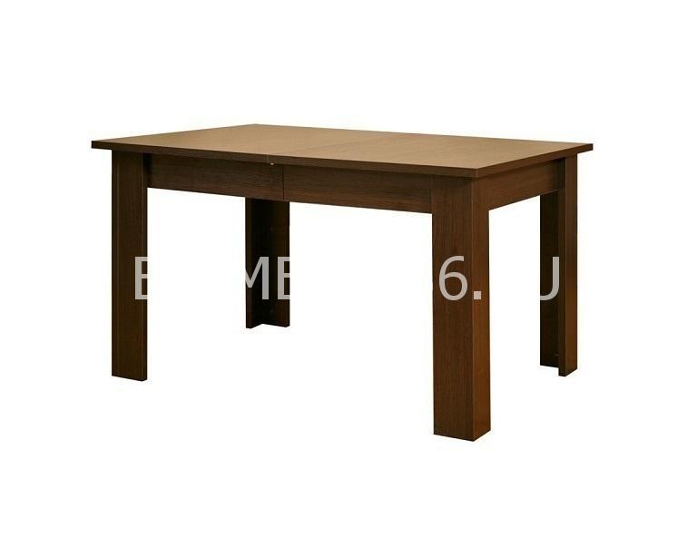 Стол обеденный раздвижной Агат-1Р П-255.09 | Белорусская мебель в Воронеже