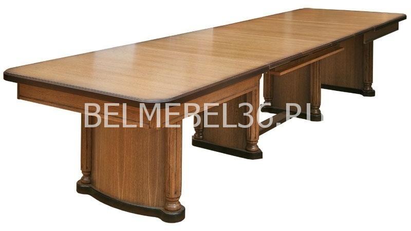 Стол обеденный раздвижной Гранд 2 П-332.02 | Белорусская мебель в Воронеже