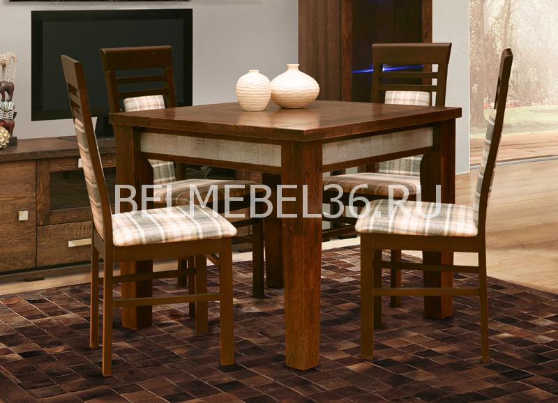 Стол обеденный Тунис 14 П-352.03 (раздвижной)   Белорусская мебель в Воронеже