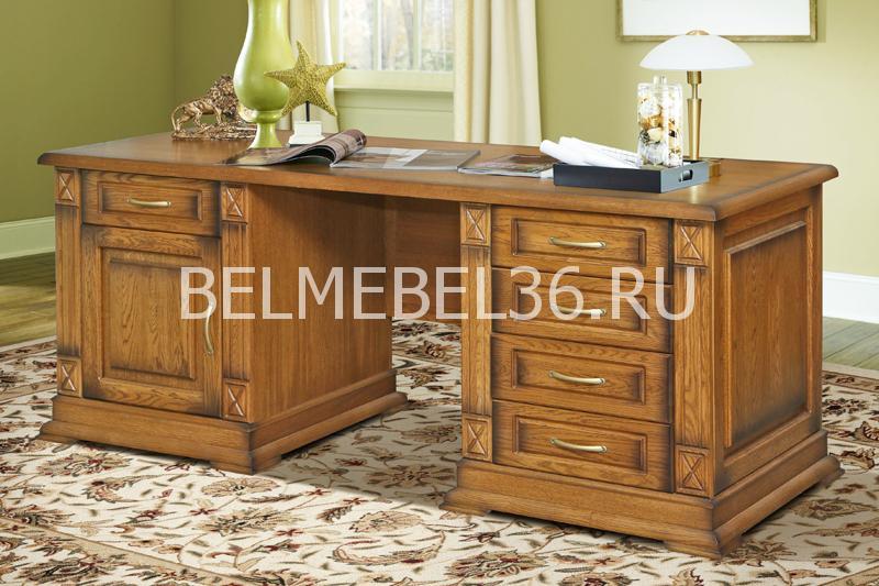Стол письменный Верди 7 П-432.12   Белорусская мебель в Воронеже