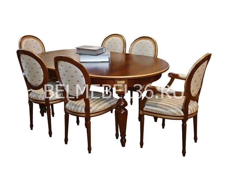 Стол Валенсия 18 П-394.03 | Белорусская мебель в Воронеже