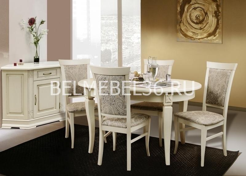 Стол Верди 10А П-313.07 | Белорусская мебель в Воронеже