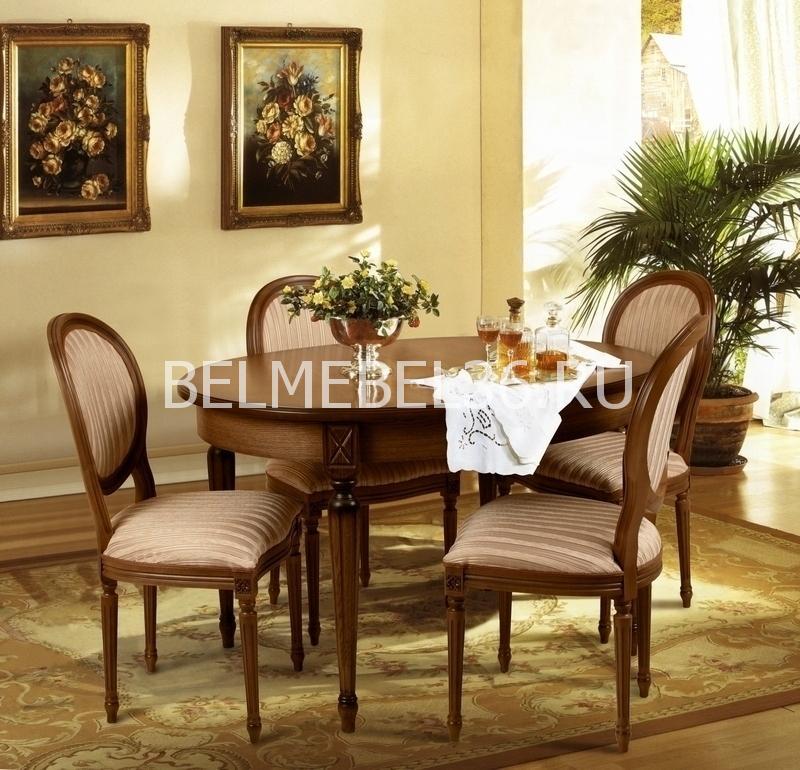 Стол раздвижной Верди 14 П-323.01   Белорусская мебель в Воронеже