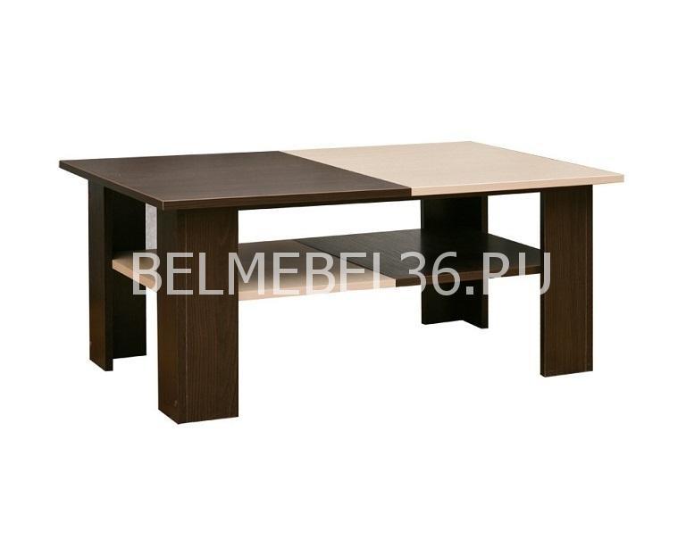 Стол журнальный Домино П-025.404   Белорусская мебель в Воронеже