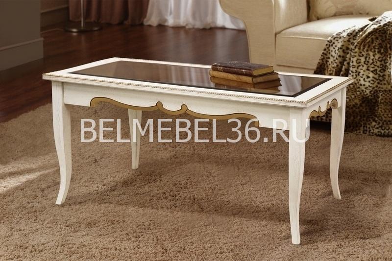Стол журнальный Милана 01 П-299.01 | Белорусская мебель в Воронеже
