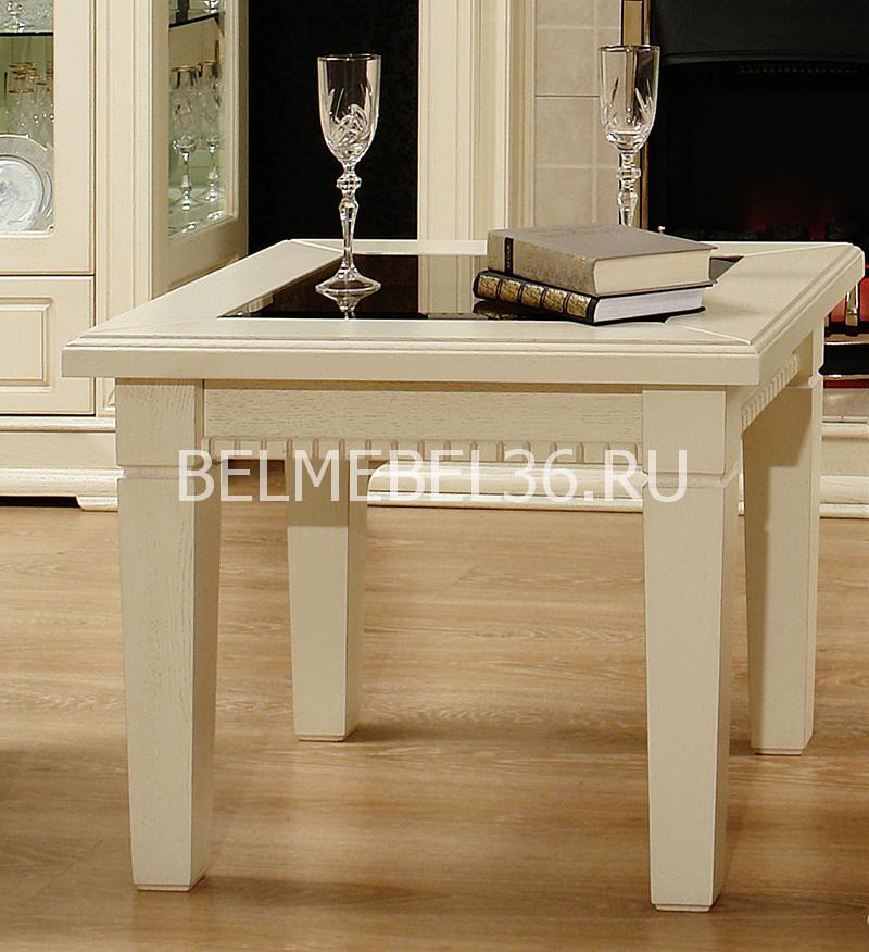 Стол журнальный Верди 4 П-108.04 | Белорусская мебель в Воронеже