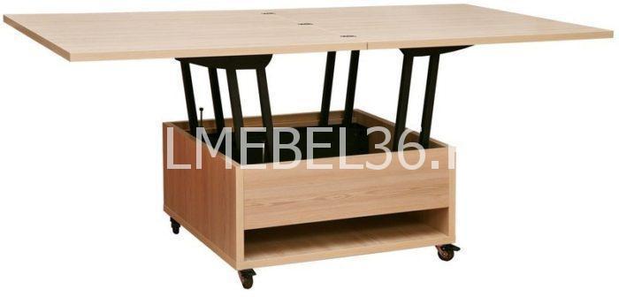 Стол-трансформер П403.02 | Белорусская мебель в Воронеже