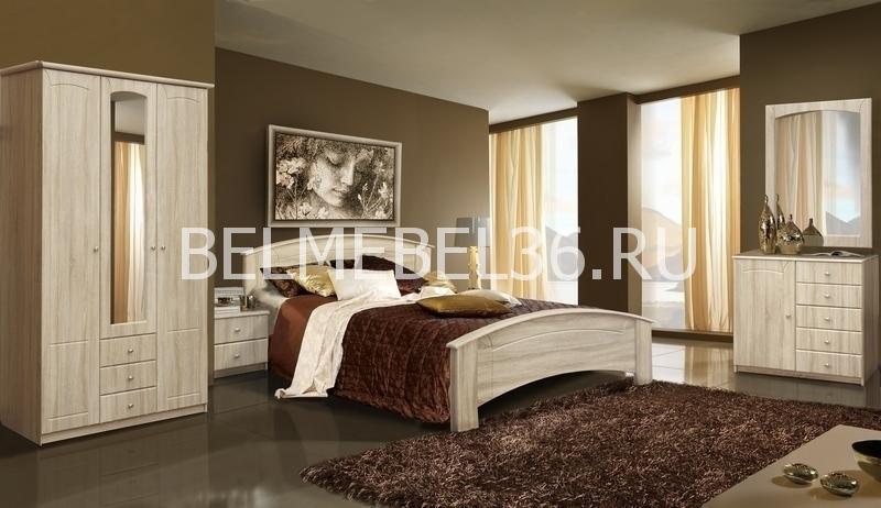 Спальня «Ассоль» П372 | Белорусская мебель в Воронеже