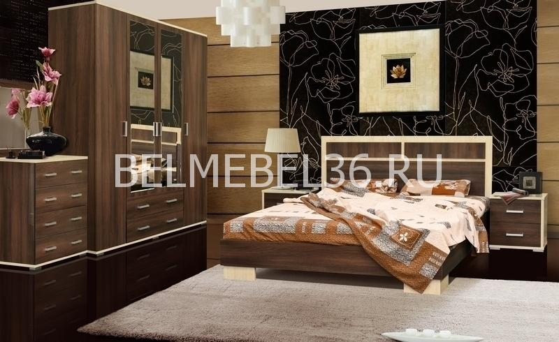 Спальня «Эльба» П 232   Белорусская мебель в Воронеже