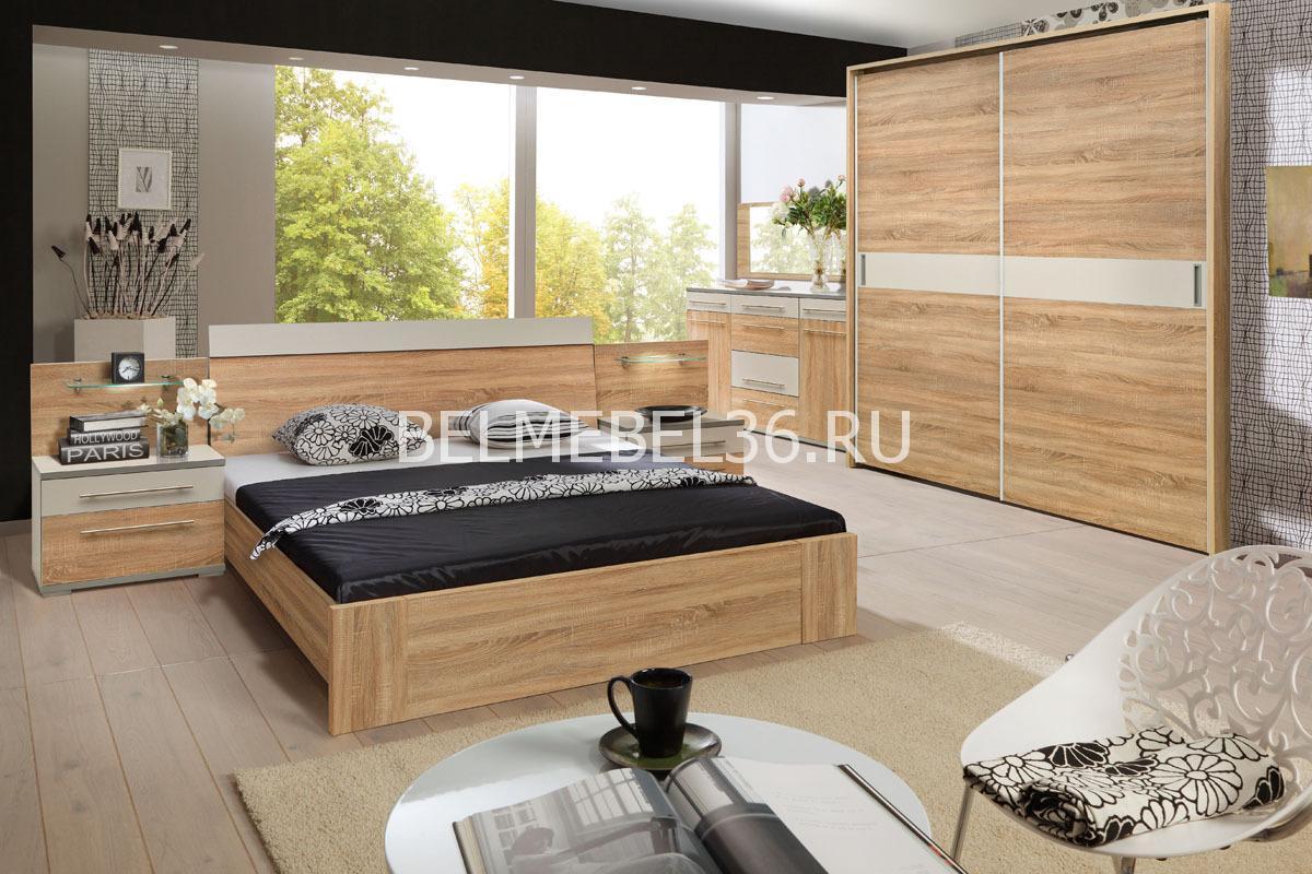 Н-р мебели для спальни «Комфорт2» П 400Н2   Белорусская мебель в Воронеже